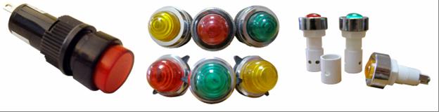 Электросервис,044-501-37-45,Сигнальная арматура NXD, PL, PLS