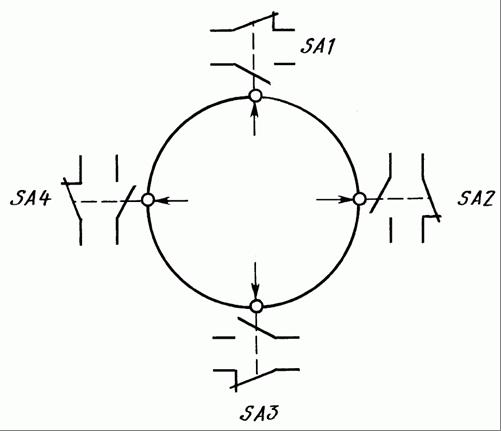 Принципиальная схема видеомагнитофона шарп