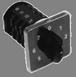 Пакетные кулачковые переключатели ПКП Е9 корпорации АсКо-УкрЕМ.