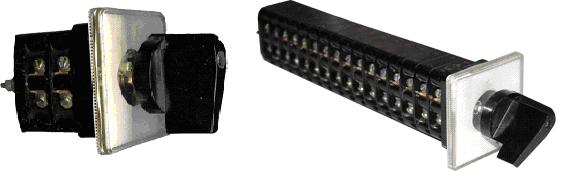 Переключатели кулачковые ПКУ-3