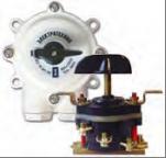 Пакетные выключатели, переключатели серии ПВ, ПП