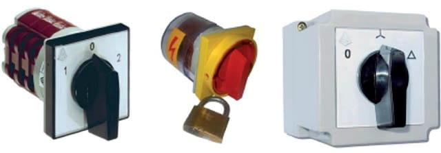 Переключатели кулачковые APATOR 4G