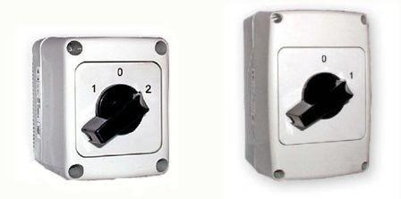 Пакетные выключатели, переключатели серии ГПВ, ГПП